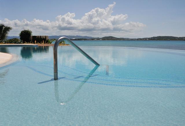 Infinity Edge Pool tropical-pool