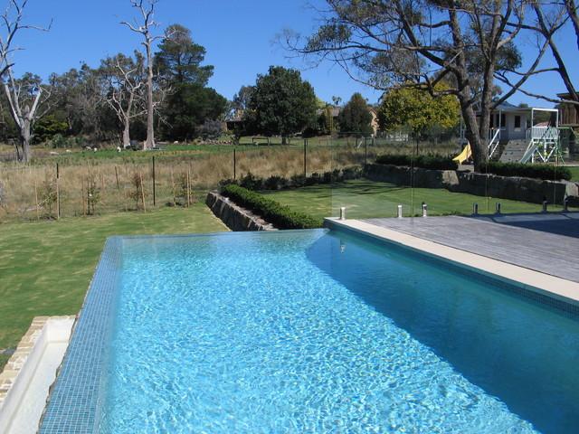 Infinity edge pool for Infinity pool design uk