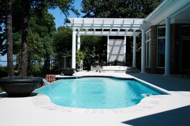 infinity edge pool. Black Bedroom Furniture Sets. Home Design Ideas