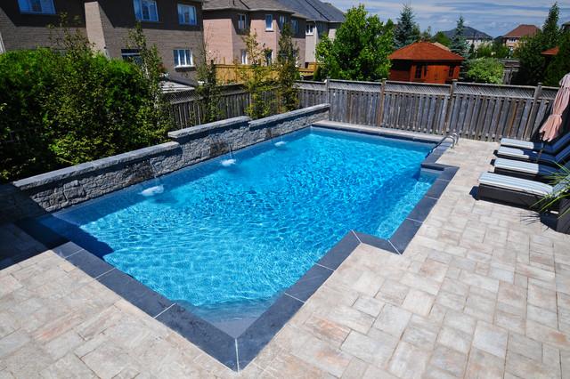 Inground Custom Pools traditional-pool