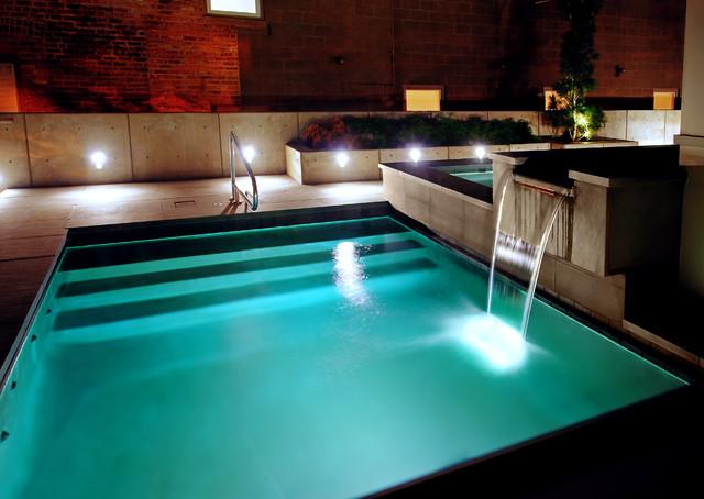 Inground Pool traditional-pool