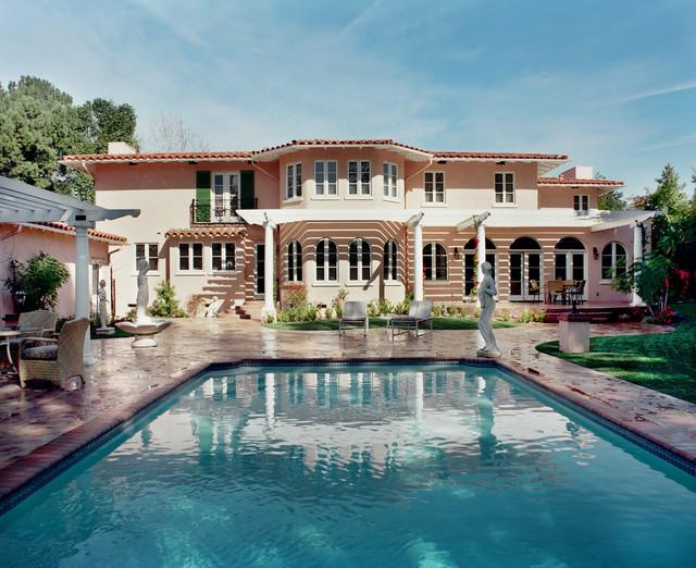 Italian Renaissance - San Marino mediterranean-pool