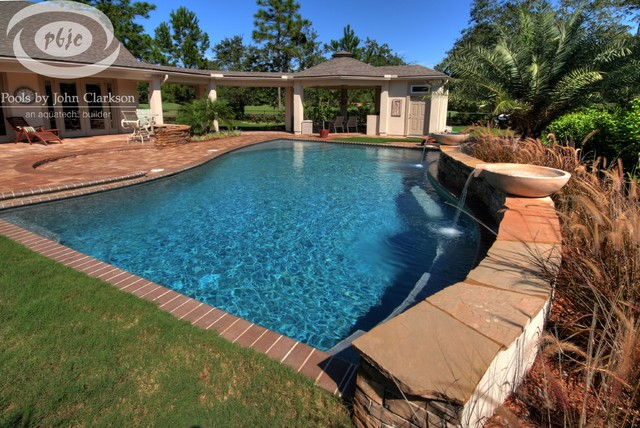 Jacksonville pools contemporary pool jacksonville for Pool builders jacksonville