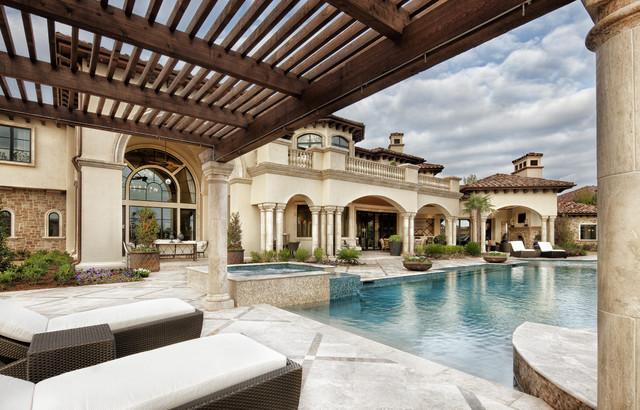 JAUREGUI Architecture mediterranean-pool