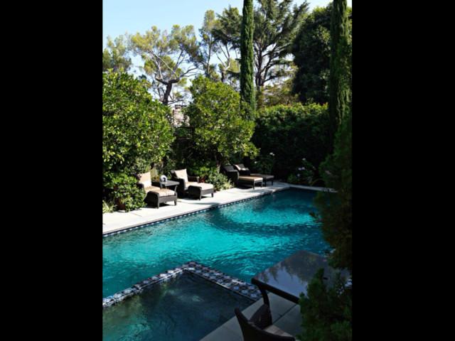 Joan Robey Design contemporary-pool