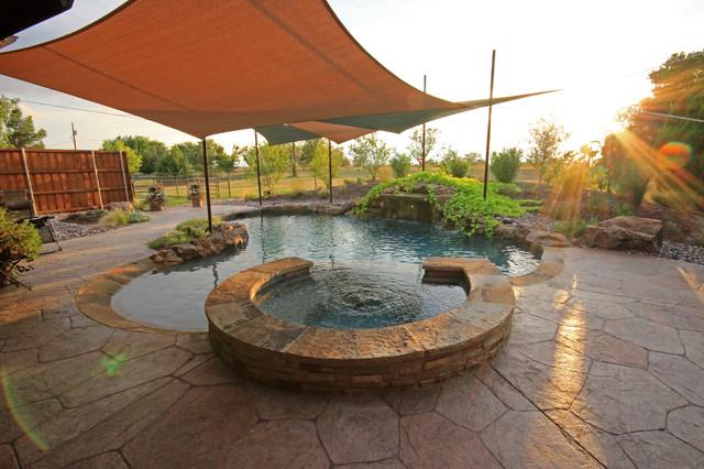 Jones Project traditional-pool