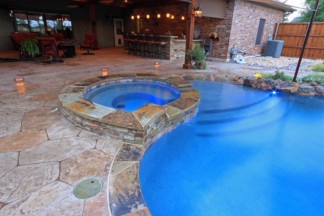 Jones Project traditional-pool