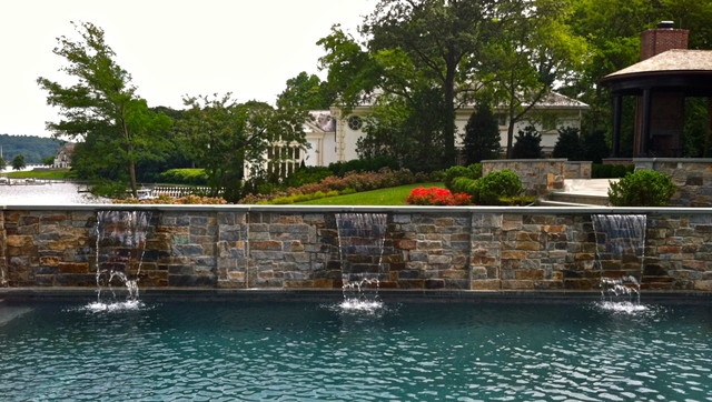 Just pools and water features!! eclectic-pool