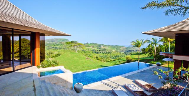 Kahili Makai (1) - Contemporary - Pool - Hawaii - by Design ...