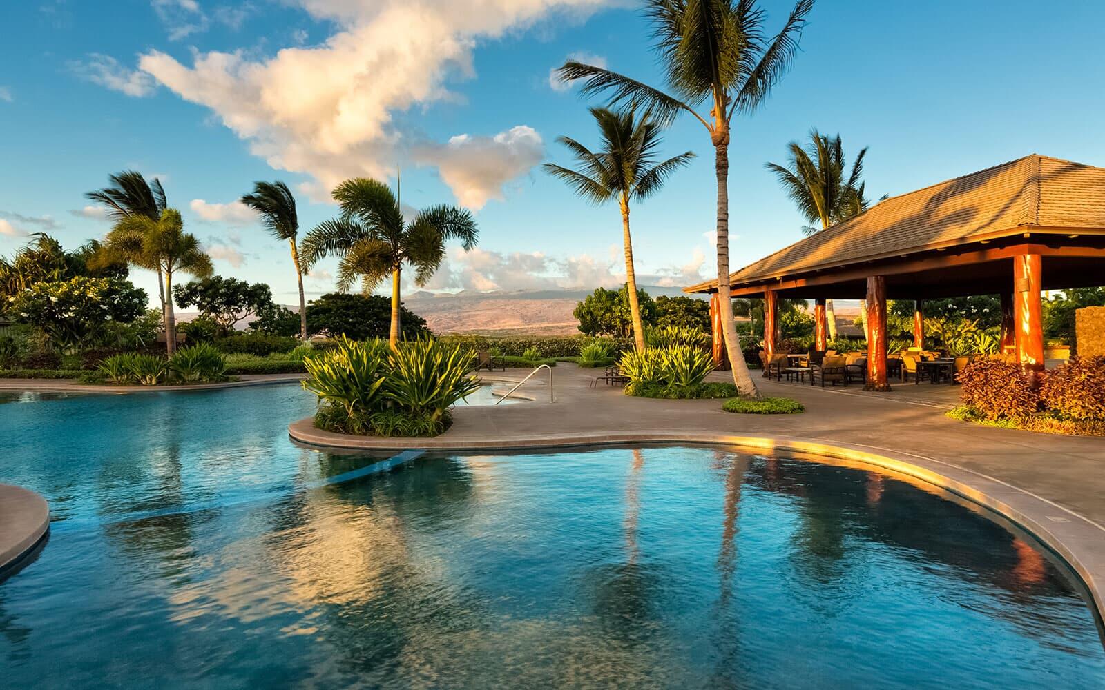 KaMilo at Mauna Lani on The Big Island of Hawaii