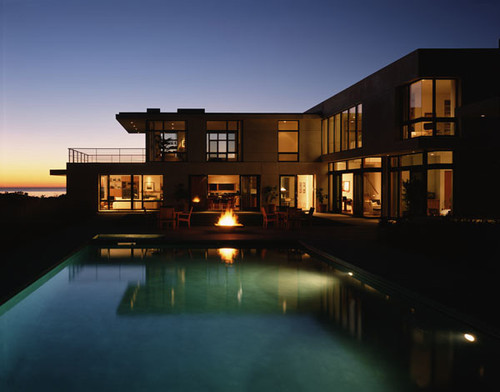 KANNER ARCHITECTS modern pool