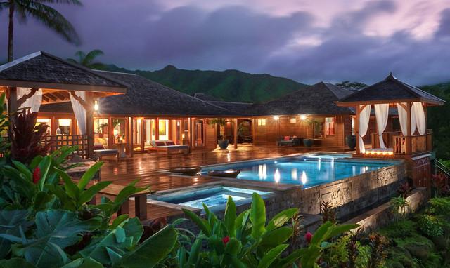 Kauai Lake One Tropical Pool Other By Tropical