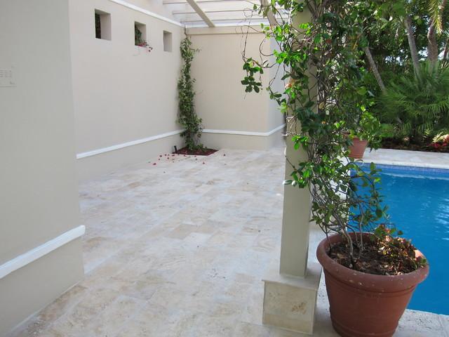 Key Biscayne tropical-pool