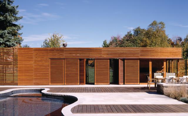 image gallery modern pavilion. Black Bedroom Furniture Sets. Home Design Ideas
