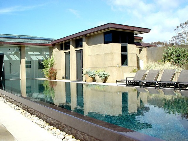 Ks Classic Homes Contemporary Pool Other Metro By