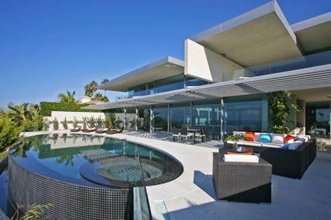 LA JOLLA OCEAN VIEW PALACE contemporary-pool