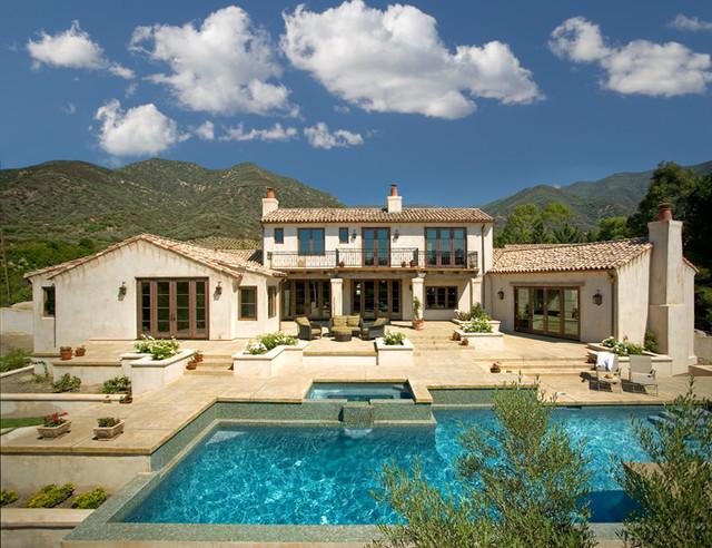 Ladera ranch Mediterranean ranch