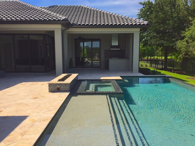 Lake Nona Project 2 Traditional Pool Orlando By In