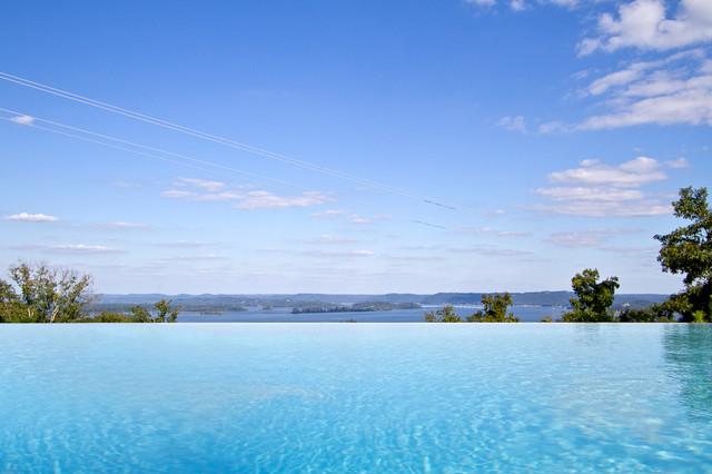 Lake View craftsman-pool