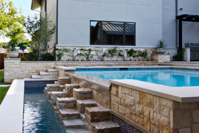 Lakemont contemporary-pool
