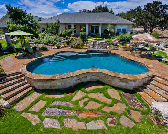 740113 0 15 1543 traditional pool Above Ground Pools Austin