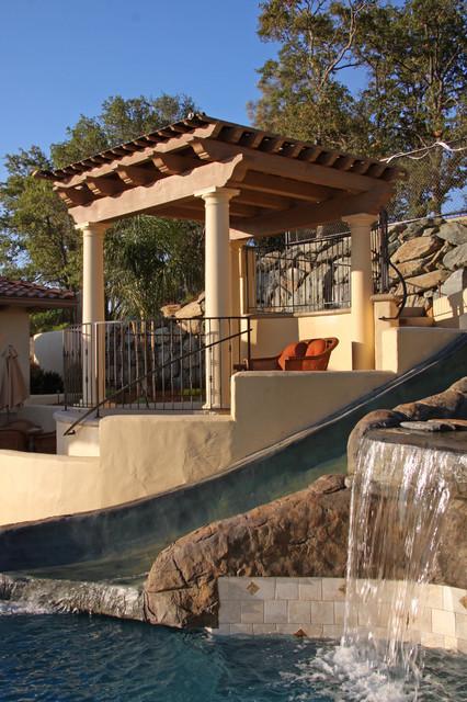 Landmark Builders pool