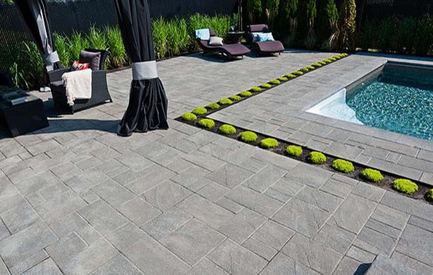 Landscaping Products contemporary-pool