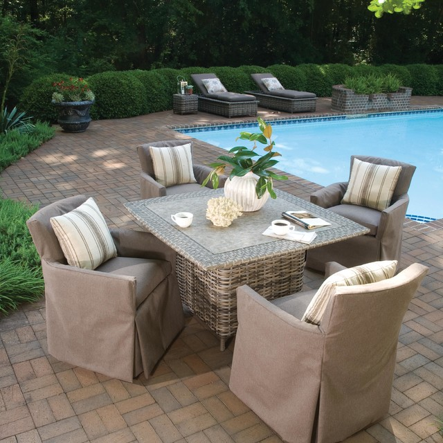 LaneVenture Outdoor Patio Furniture atlanta di authenTEAK Outdoor Living