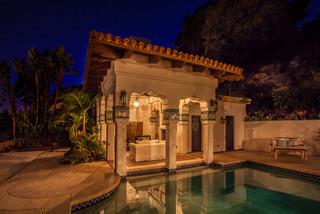 Las Alturas Santa Barbara Mediterranean Pool Santa