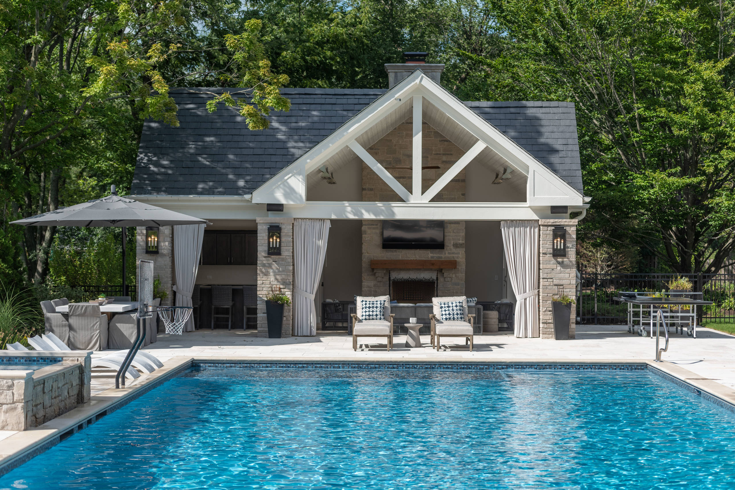 Pool House Pictures Ideas