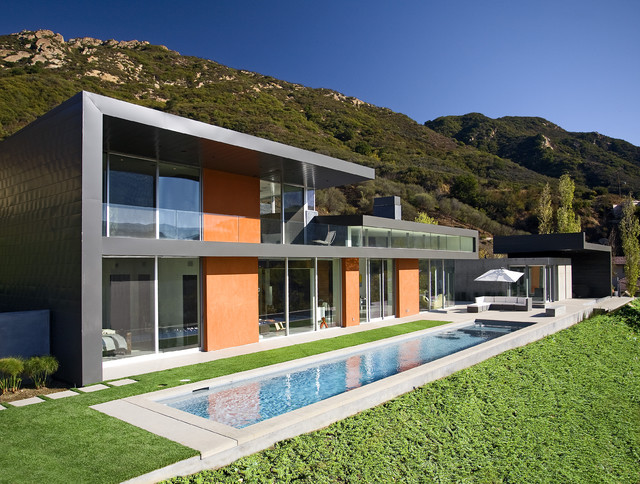 abramson teiger lima residence modern pool los angeles by abramson teiger architects. Black Bedroom Furniture Sets. Home Design Ideas