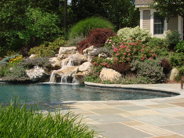 Livingston Nj traditional pool