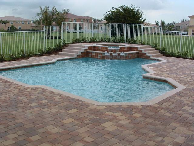 Long lake ranches davie fl for Miami swimming pool contractors