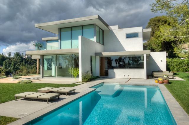 Lookout Residence modern-pool