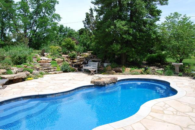 Louisville residence 2 for Pool design louisville ky