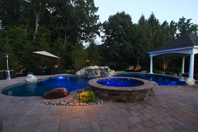 Low Voltage Lighting Traditional Pool Other By Greenview Designs Llc