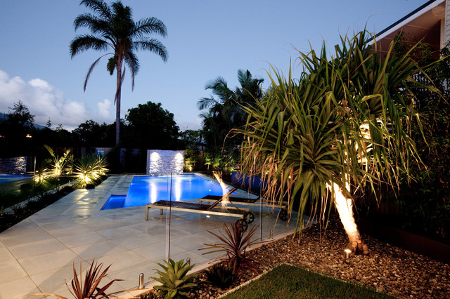 Luisa interior design pool design contemporary pool for Pool design queensland