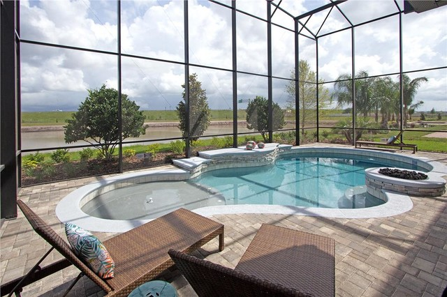 M i homes of orlando somerset park in lake nona sonoma - Holiday homes in somerset with swimming pool ...