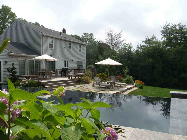 Madison Residence beach-style-pool