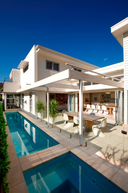 Manly Beach House Contemporary Pool Sydney By
