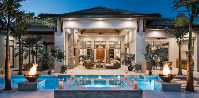 May 2016 southwest florida edition pool by home for Pool design naples fl