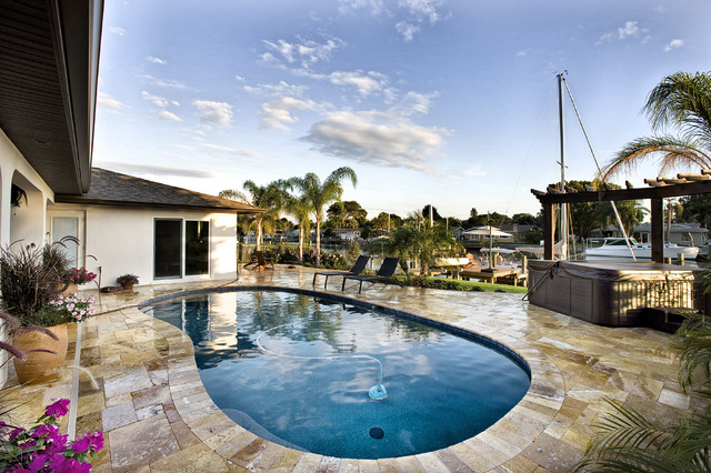 McClure Contracting, Inc. traditional-pool