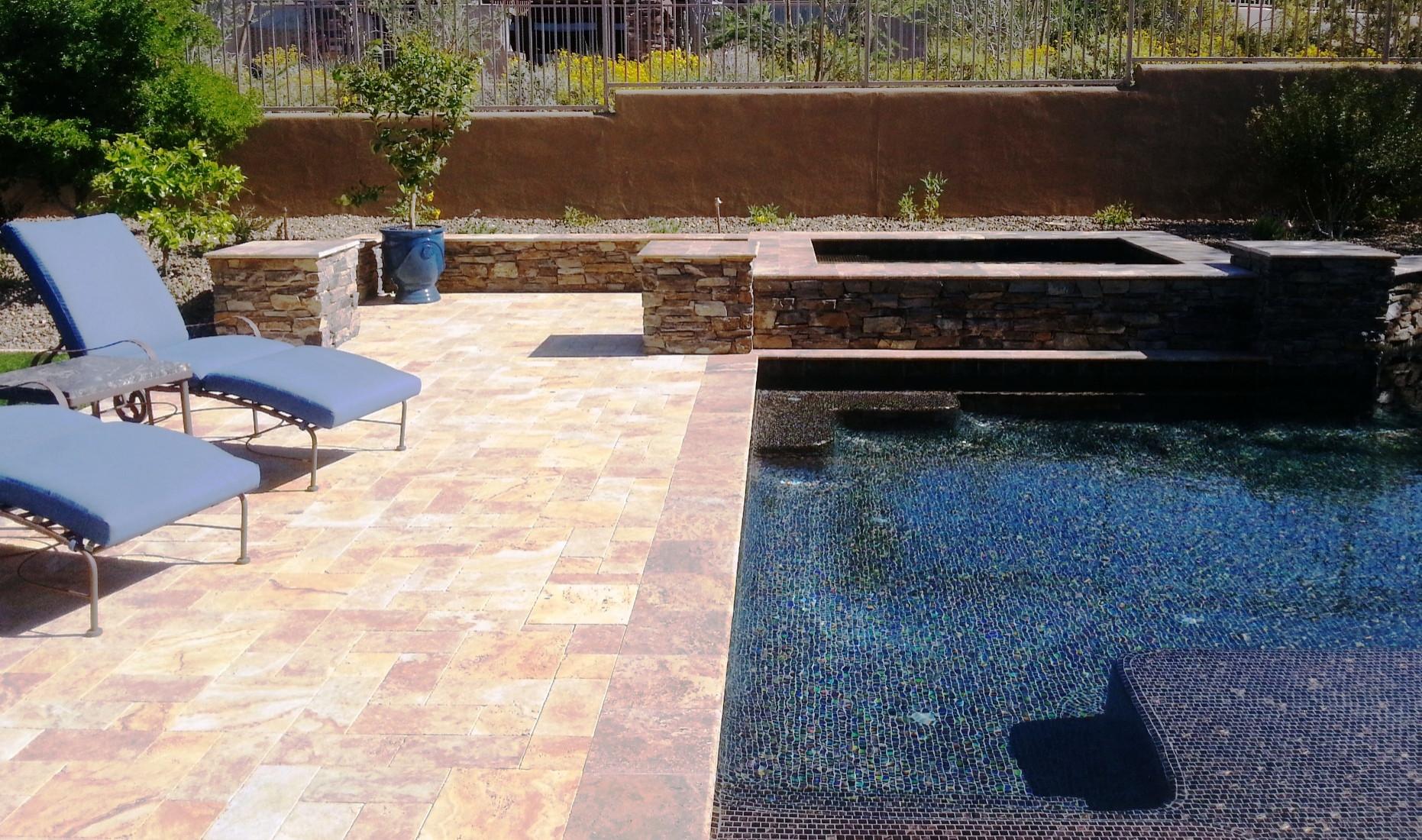 McDowell Mountain Ranch--Pool Deck
