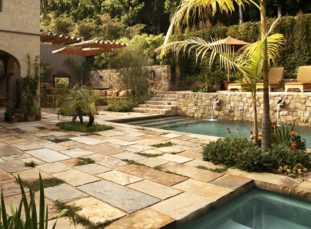 Mediterranean Classic mediterranean-pool