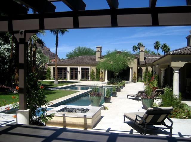 Carson Poetzl, Inc. mediterranean-pool