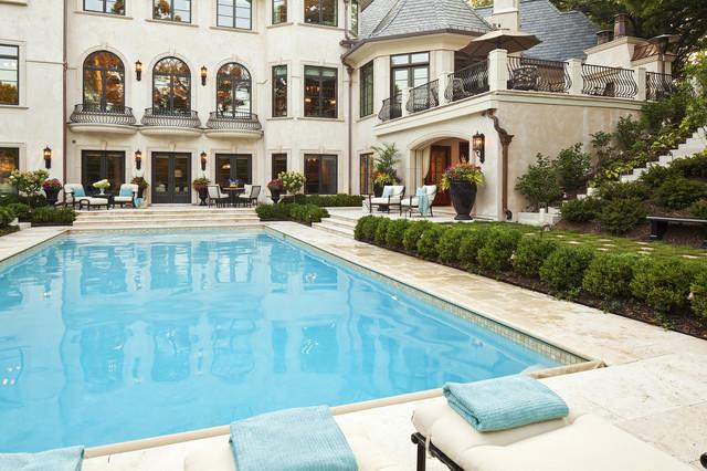 Merilane Avenue Residence 2 Pool 3 traditional-pool