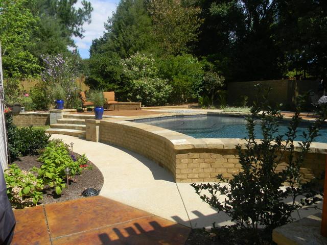 Michael Hatcher & Associates, Inc. traditional-pool