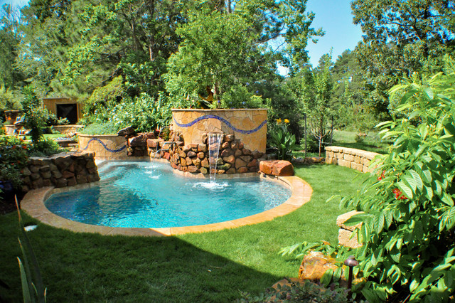 Mirror lake designs pools other metro by mirror lake for Pool design houzz