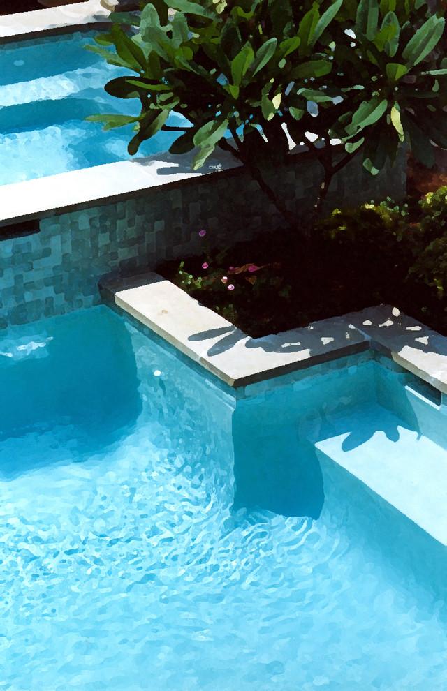 Pool - traditional pool idea in Houston