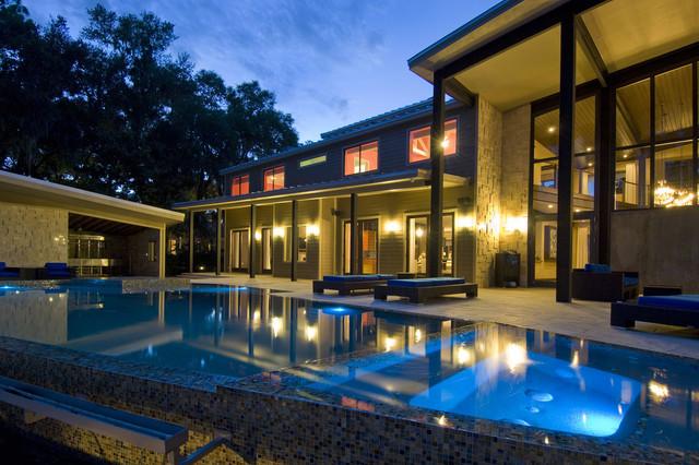 Mobley Home modern-pool